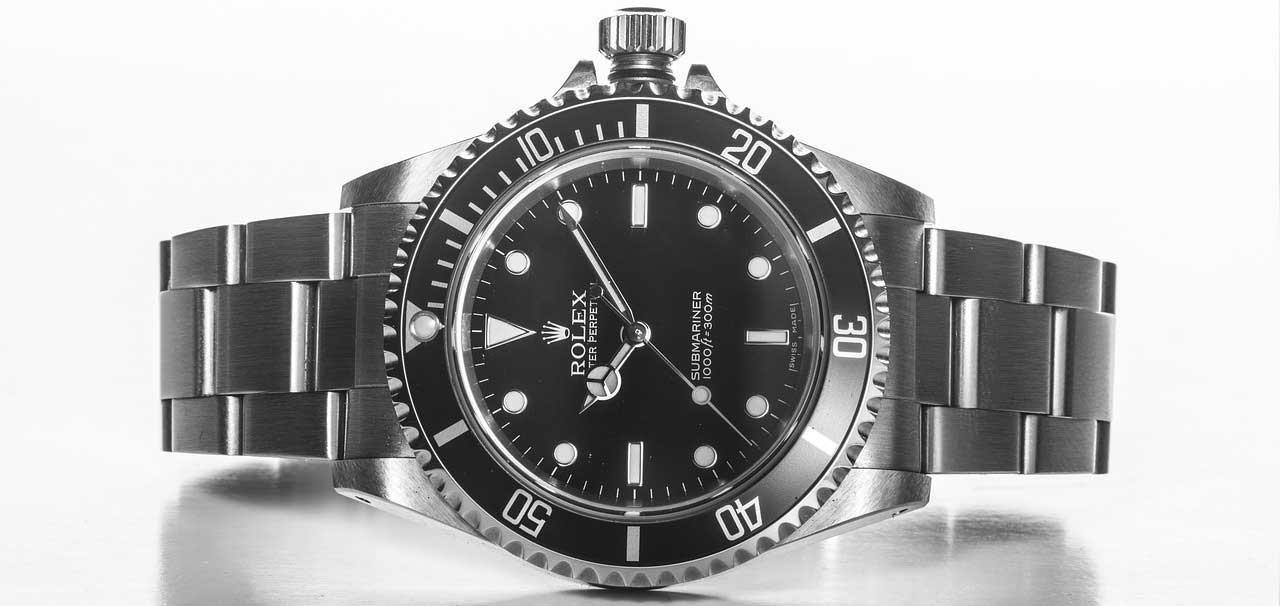 Rolex horloge verpanden