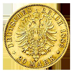 munten-verkopen-20-mark