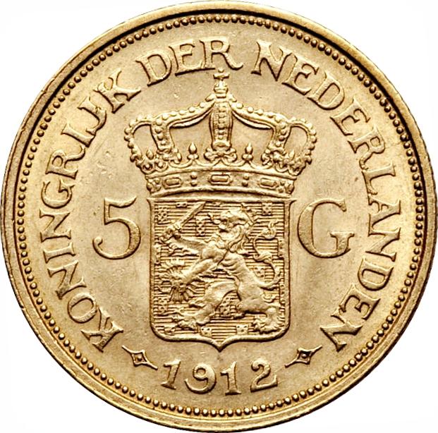 munten-verkopen-gouden-vijfje