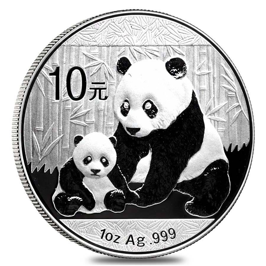 zilveren-munten-panda